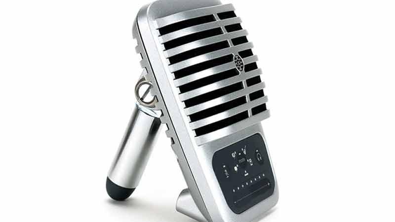 خرید میکروفن یو اس بی