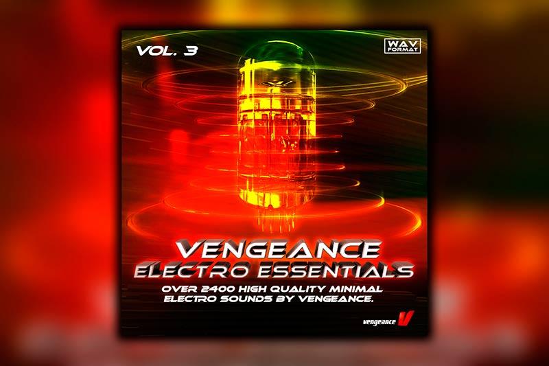 سمپل Vengeance Electro Essentials Vol.3