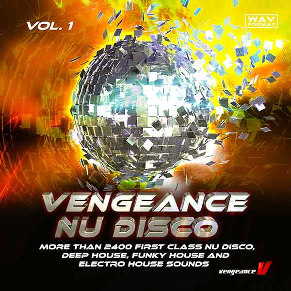 دانلود لوپ Vengeance Nu Disco Vol | دانلود سمپل Vengeance Nu Disco Vol