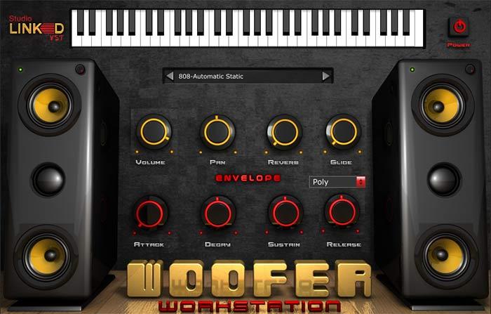 وی اس تی رپ Woofer Studiolinked