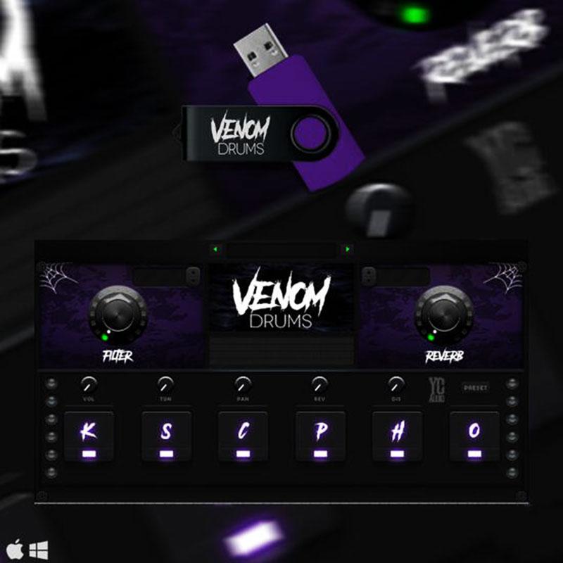 وی اس تی درام Venom Drums
