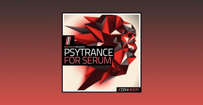پریست Zenhiser Psytrance For Serum