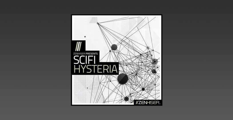 سمپل Zenhiser SciFi Hysteria