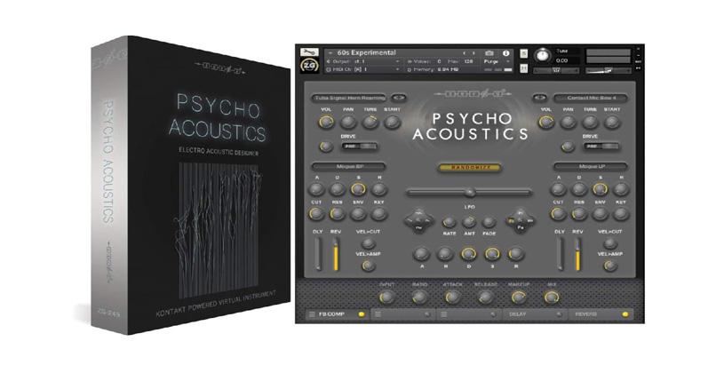 وی اس تی تحت کانتکت Zero-G Psycho Acoustics